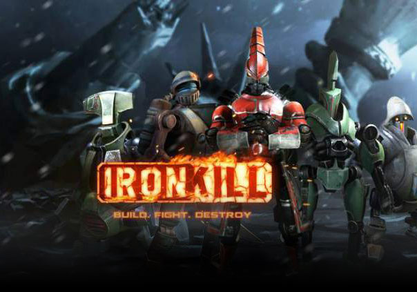 Ironkill: Robot Boxing World Game Profile Banner