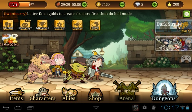 Knights N Squires Review Main Image
