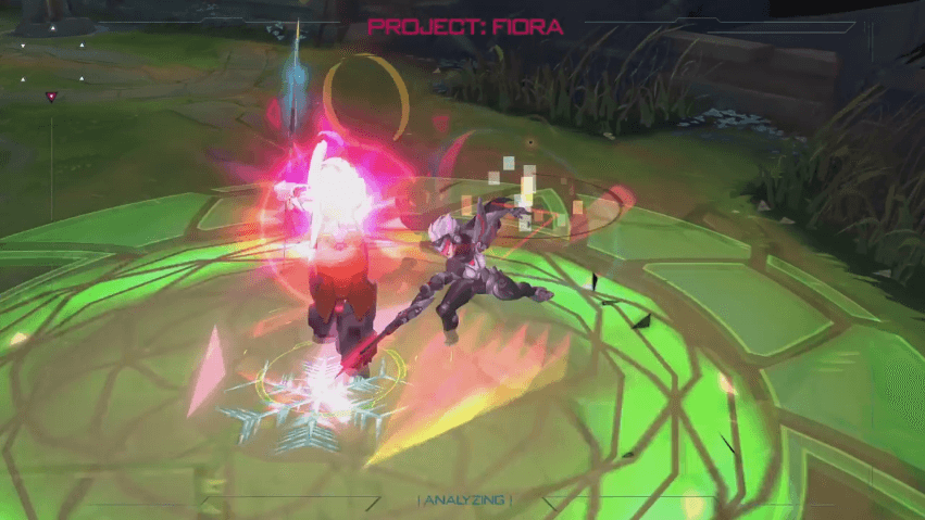 League of Legends PROJECT Alpha Strike video thumbnail