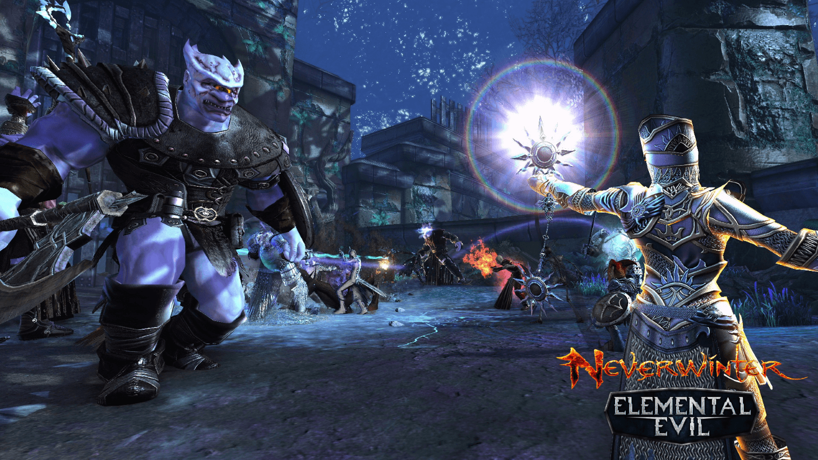 Neverwinter: Elemental Evil Now Available on Xbox One news header
