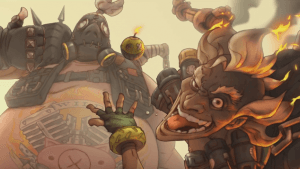 "Overwatch - A Moment in Crime Special Report: ""The Junkers"" video thumbnail"