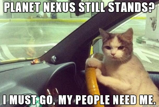 Planet Nexus Needs Chuas