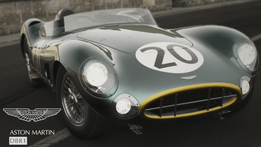 Project CARS - Aston Martin DLC Trailer thumbnail