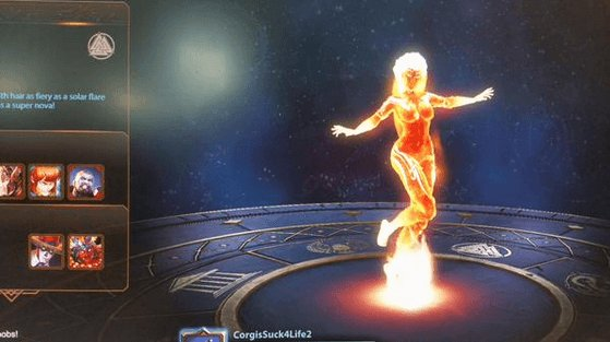 SMITE Reveals Sol as Next Norse Goddess
