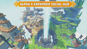 Sky Saga Alpha 5 Social Hub video thumbnail