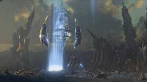 StarCraft II: Legacy of the Void Opening Cinematic video thumbnail