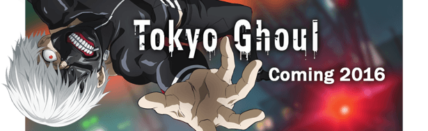 "GameSamba and FUNimation to make ""Tokyo Ghoul"" mobile game news header"