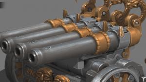 Total War: Warhammer - Dwarfen Artillery Spotlight thumbnail