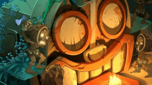 Wakfu: Moon Island Teaser video thumbnail