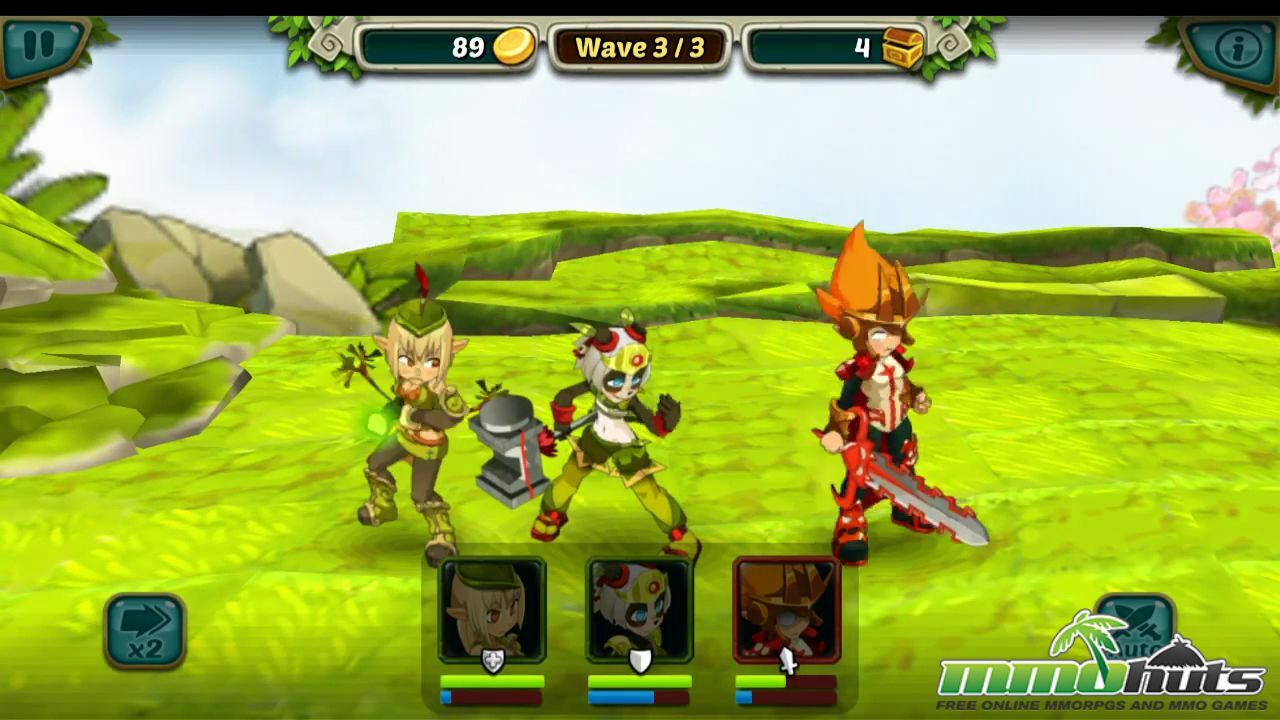 Wakfu Raiders iOS Review