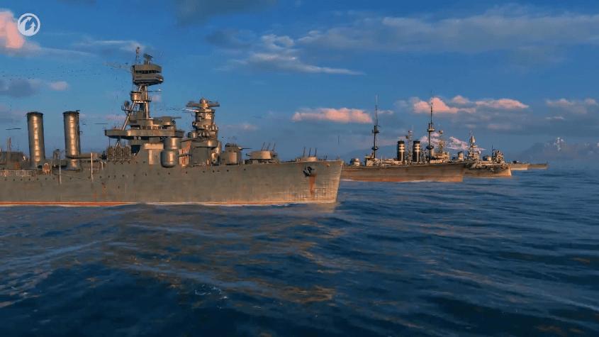 World of Warships Developer Diaries #8: Game Engine video thumbnail