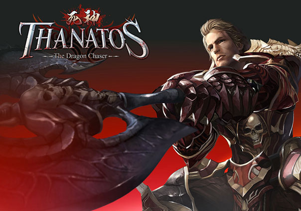 thanatos game banner