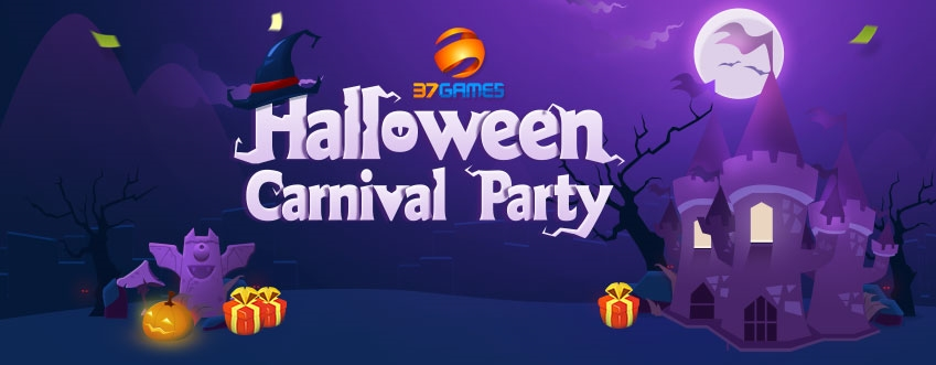 37Games Throws a Halloween Party news header