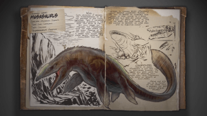 ARK: Survival Evolved Mosasaurus and Dino Babies Spotlight video thumb