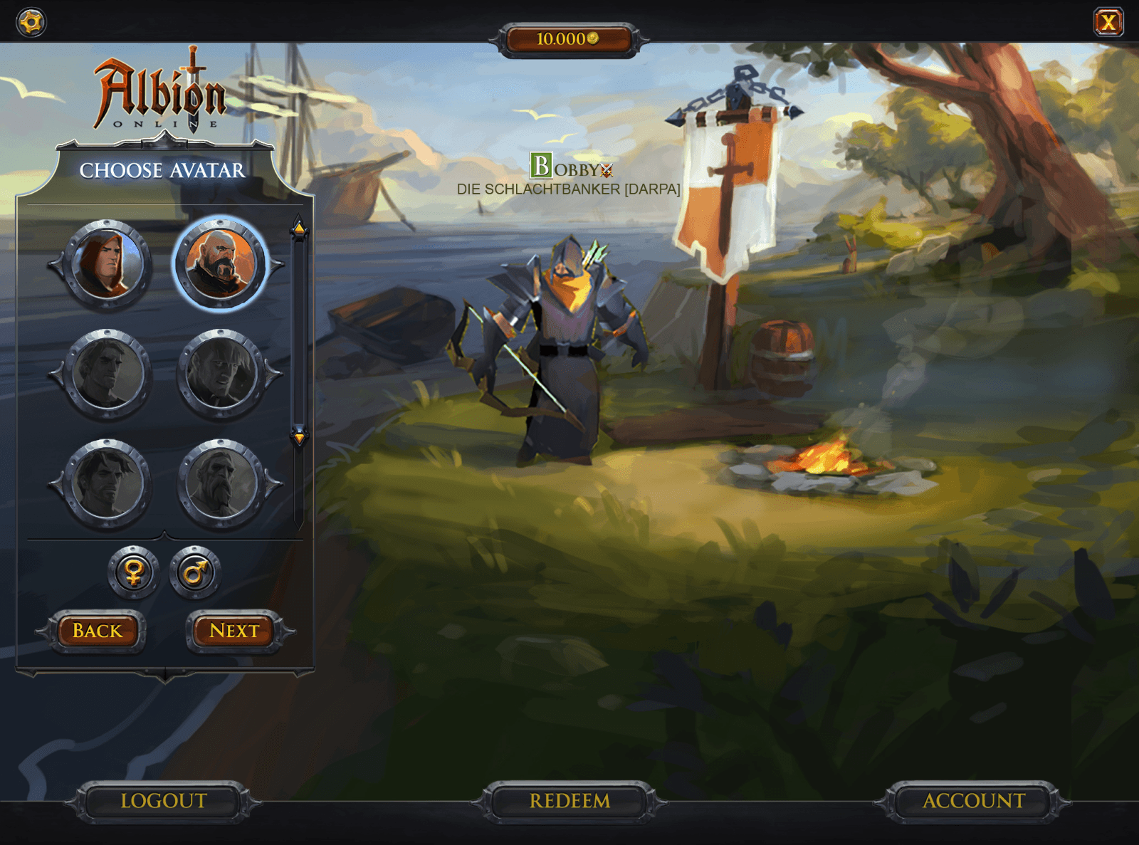 Albion Online: September State of the Game news header