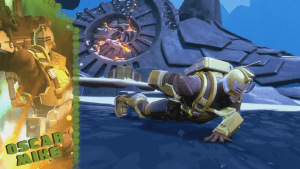 Battleborn: Oscar Mike Gameplay Video thumbnail