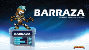 Brawlhalla Legend Reveal: Barraza video thumbnail
