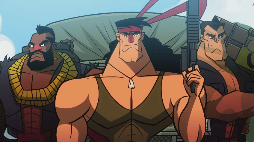 Broforce Launch Trailer thumbnail