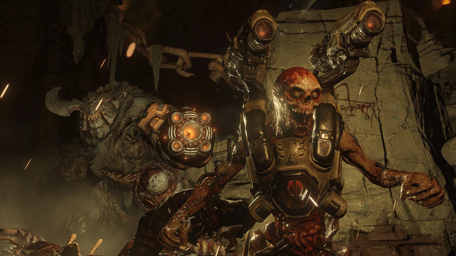 DOOM Announces Details for Multiplayer Closed Alpha news header