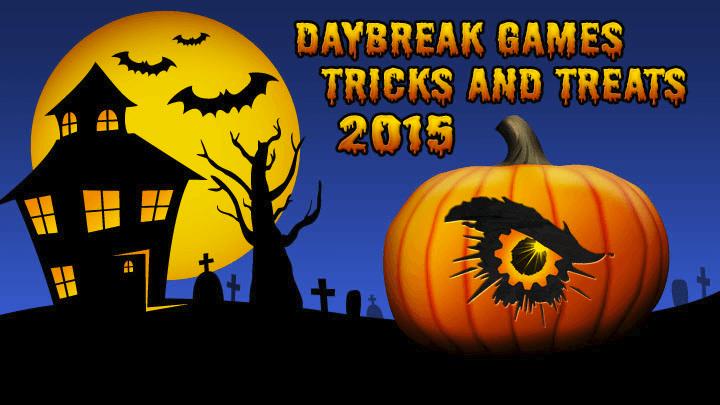 Daybreak Games Announces Halloween Updates news header