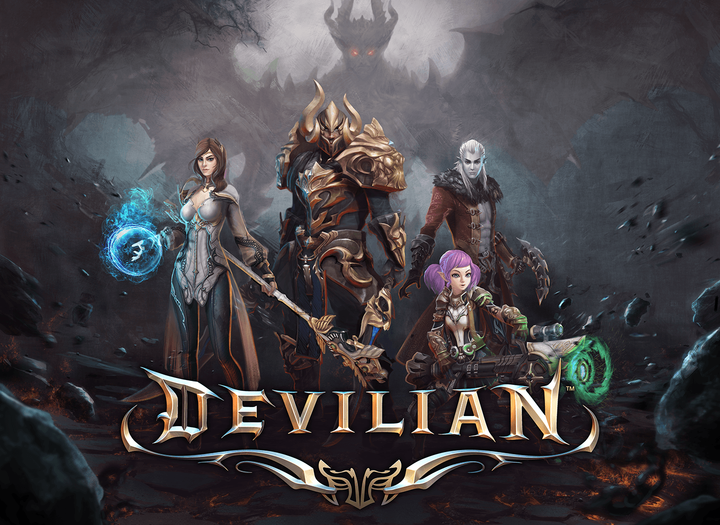 Devilian First Closed Beta Runs October 22-26 news header