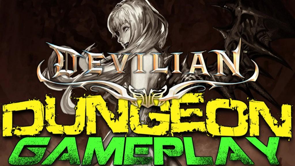 Devilian Dungeon Gameplay