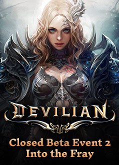 Devilian Beta Key Event 2 Homepage