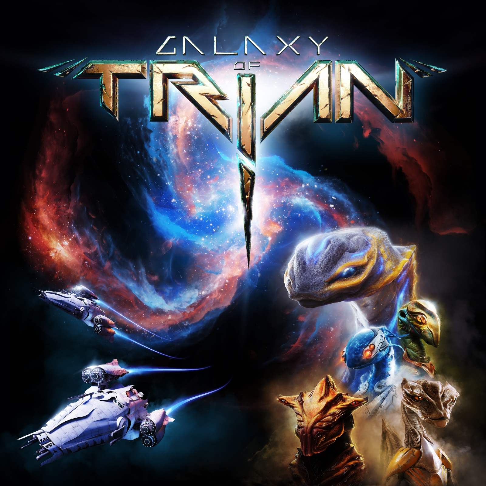 Galaxy of Trian enters semi-open beta on iOS, Android & PC news header