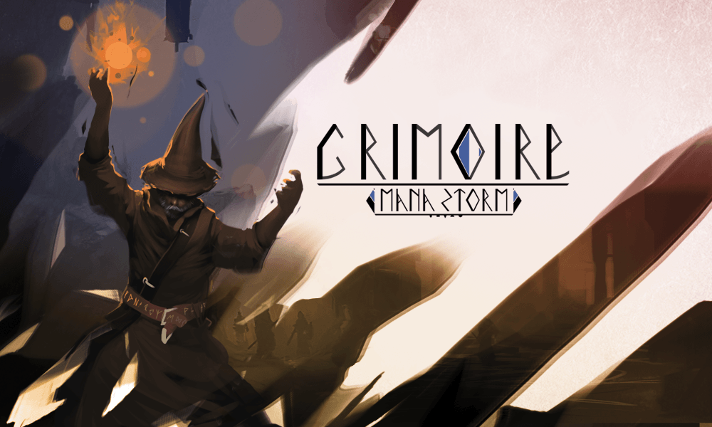 Grimoire: Manastorm gets Steam Free Weekend and Major Content Update news header
