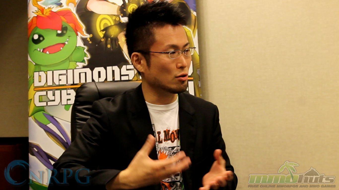 NYCC Day 2 Digimon Interview