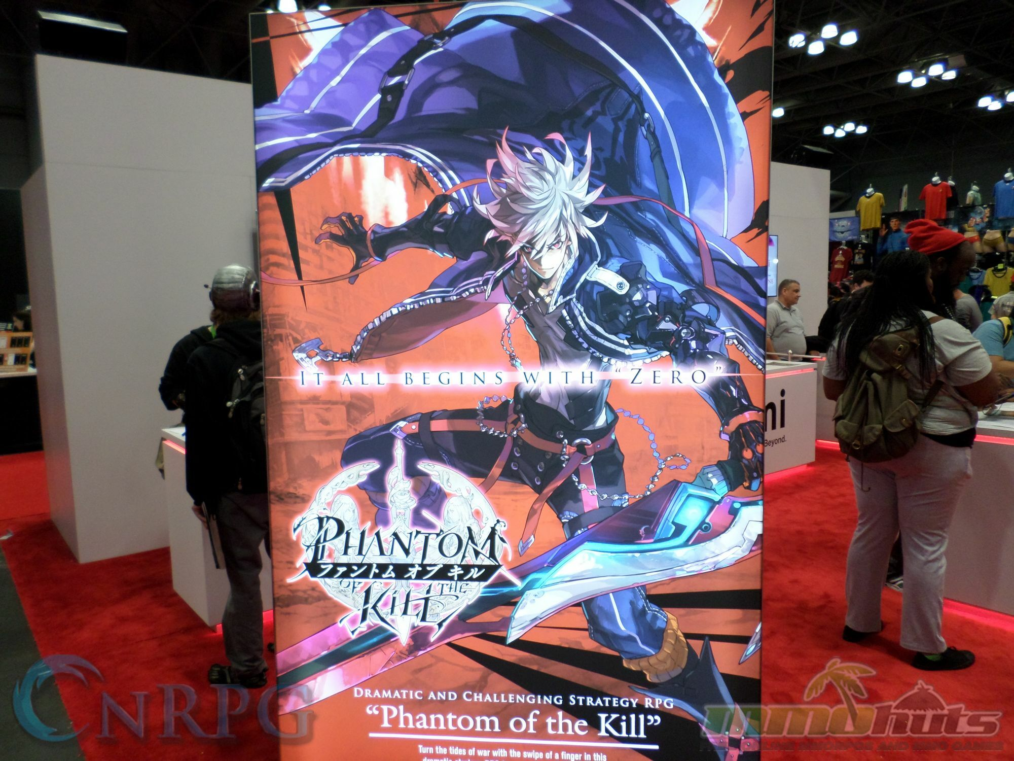 NYCC 2015 Day 2 Recap Phantom Kill