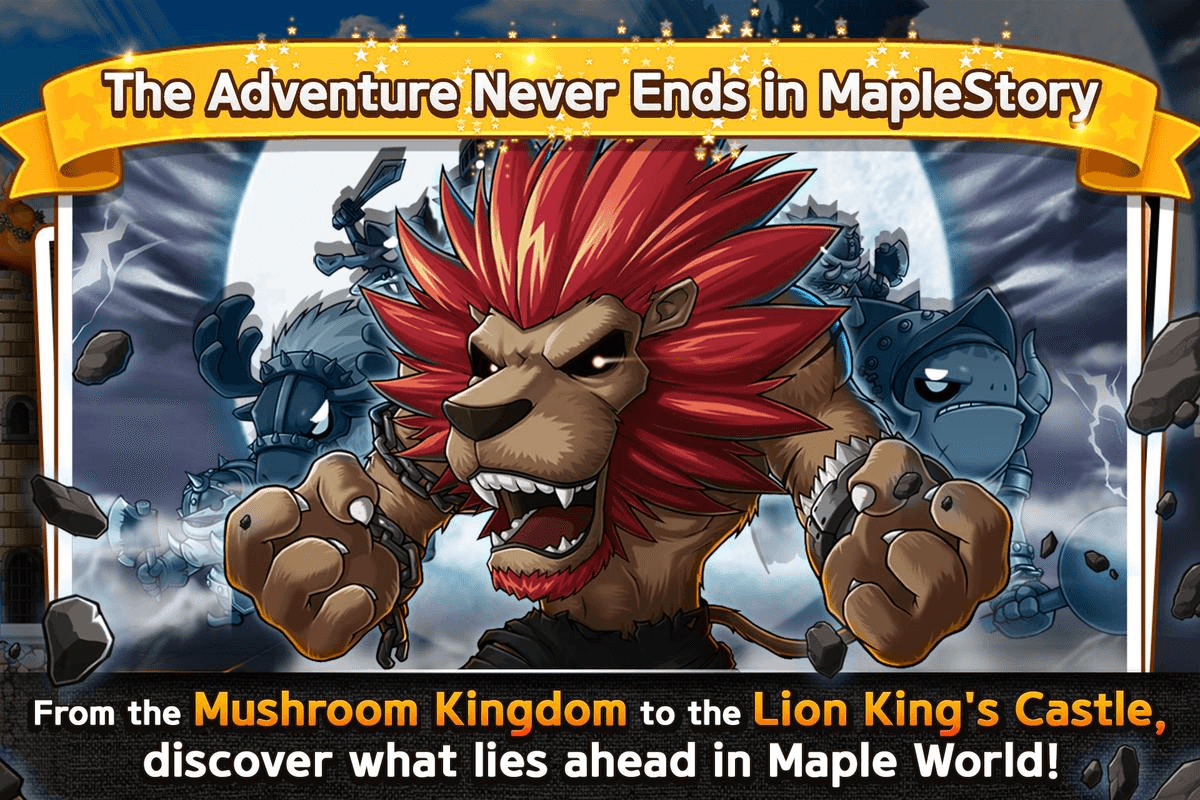 MapleStory comes to Mobile Gamers with Pocket MapleStory news header