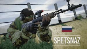 Tom Clancy's Rainbow Six Siege: The SPETSNAZ Unit video thumbnail