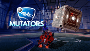 Rocket League Mutators Trailer thumbnail