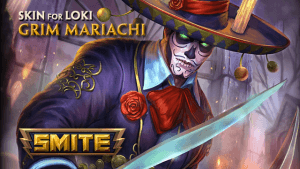 SMITE: Grim Mariachi Loki Skin Preview video thumbnail