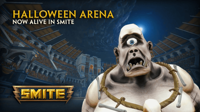 SMITE Halloween Arena Map video thumbnail