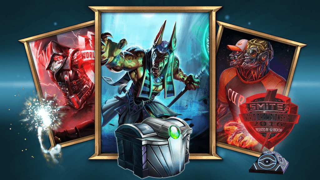 Smite Shadows of Olympus Patch Notes Revealed news header