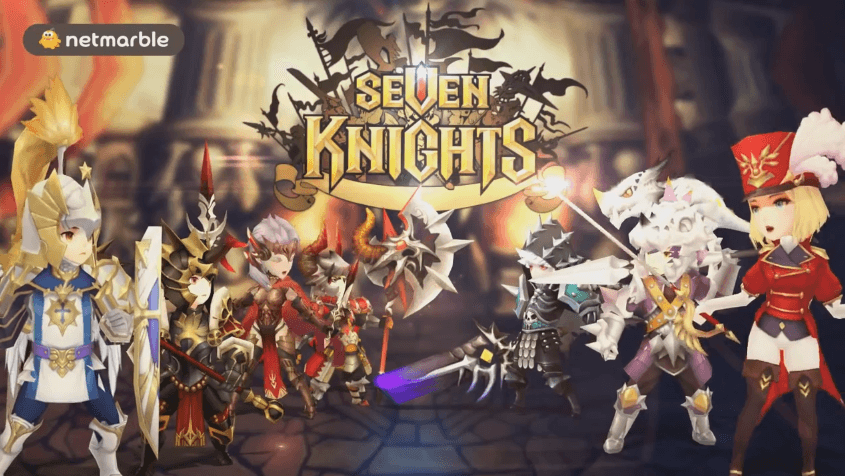 Seven Knights Gameplay Trailer thumbnail