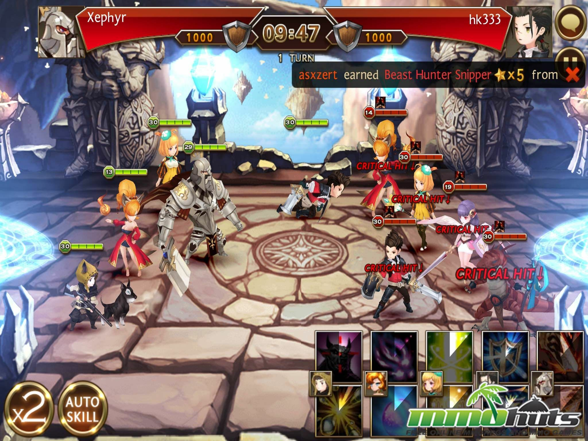 Seven Knights iOS Review