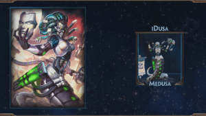 Smite iDusa Medusa Skin video thumbnail