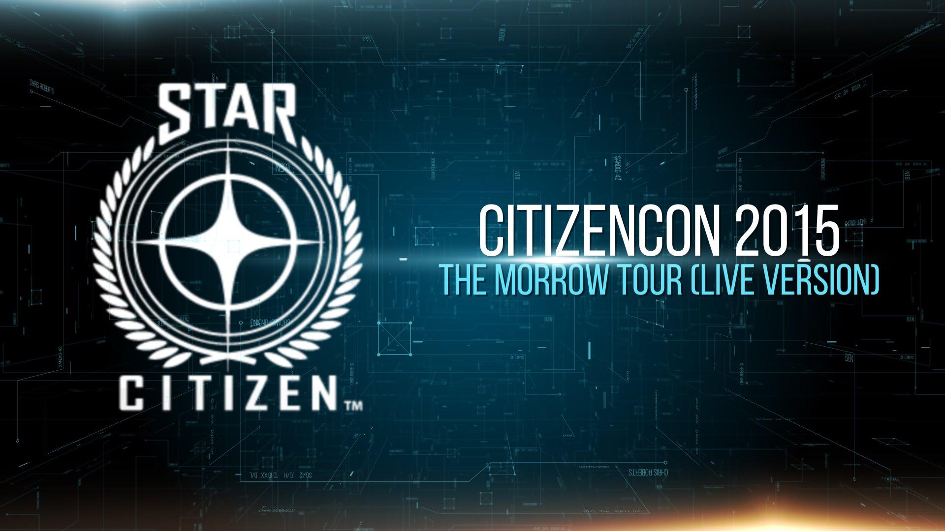 Star Citizen CitizenCon 2015 Video Series Part 3 thumbnail