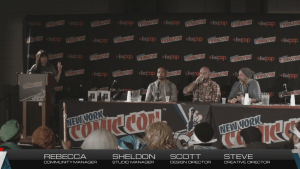 Warframe NYCC 2015 Developer & Community Panel video thumbnail