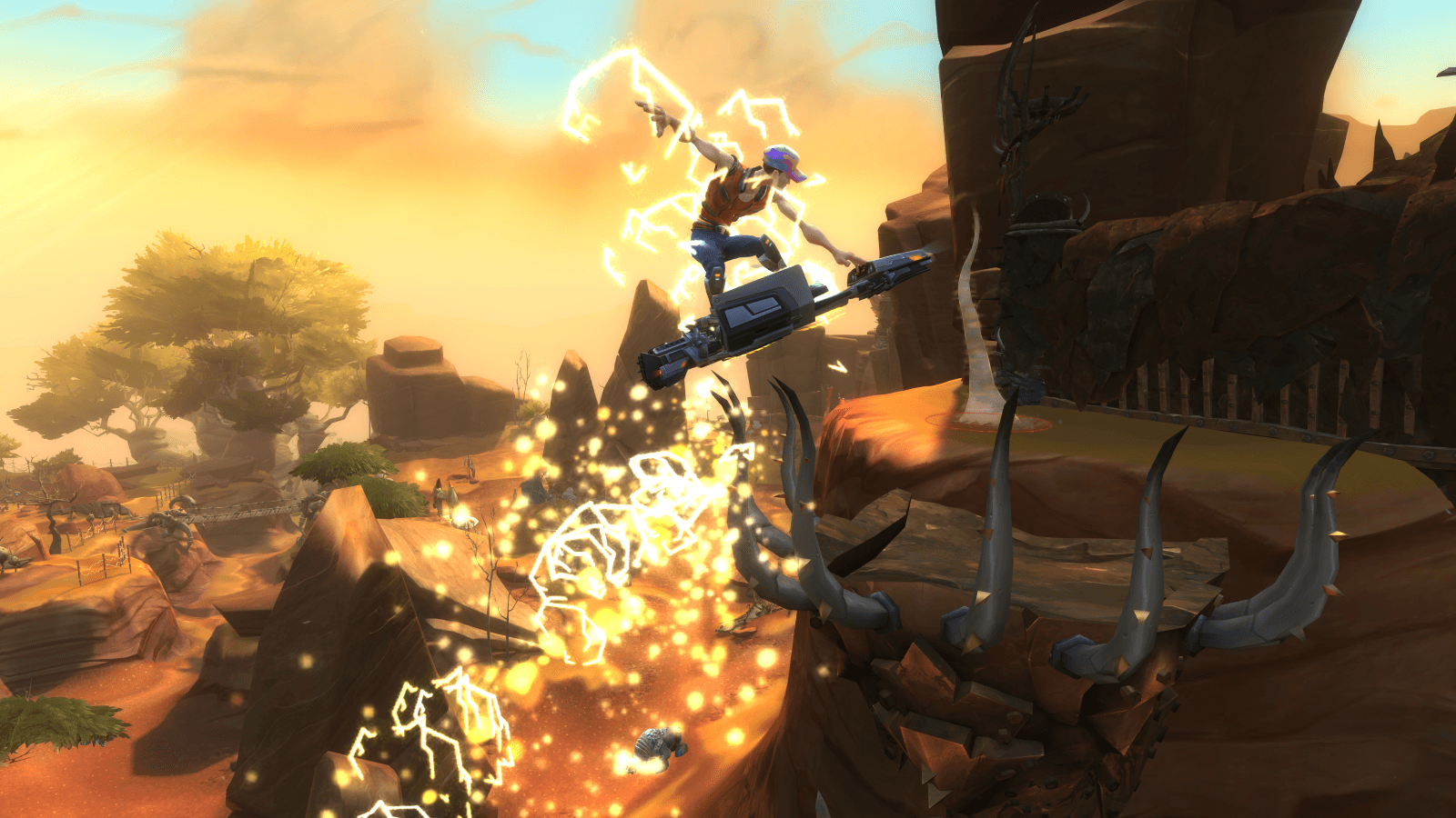 WildStar hosts the Hoverboard zPrix Invitational news header