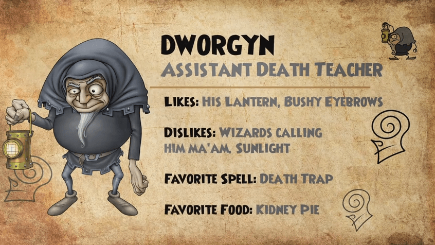 Wizard101 Roll Call: Dworgyn video thumbnail