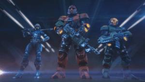 X-Mercs Launch Trailer video thumbnail