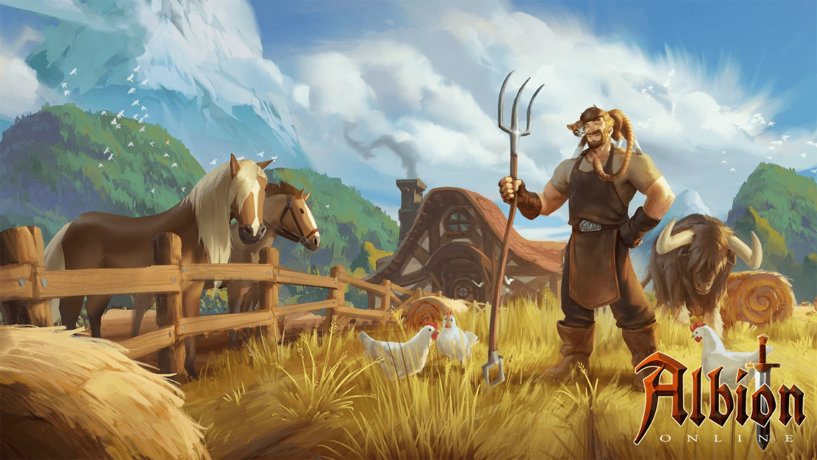 Albion Online Closed Beta Starting Times Revealed news ehader