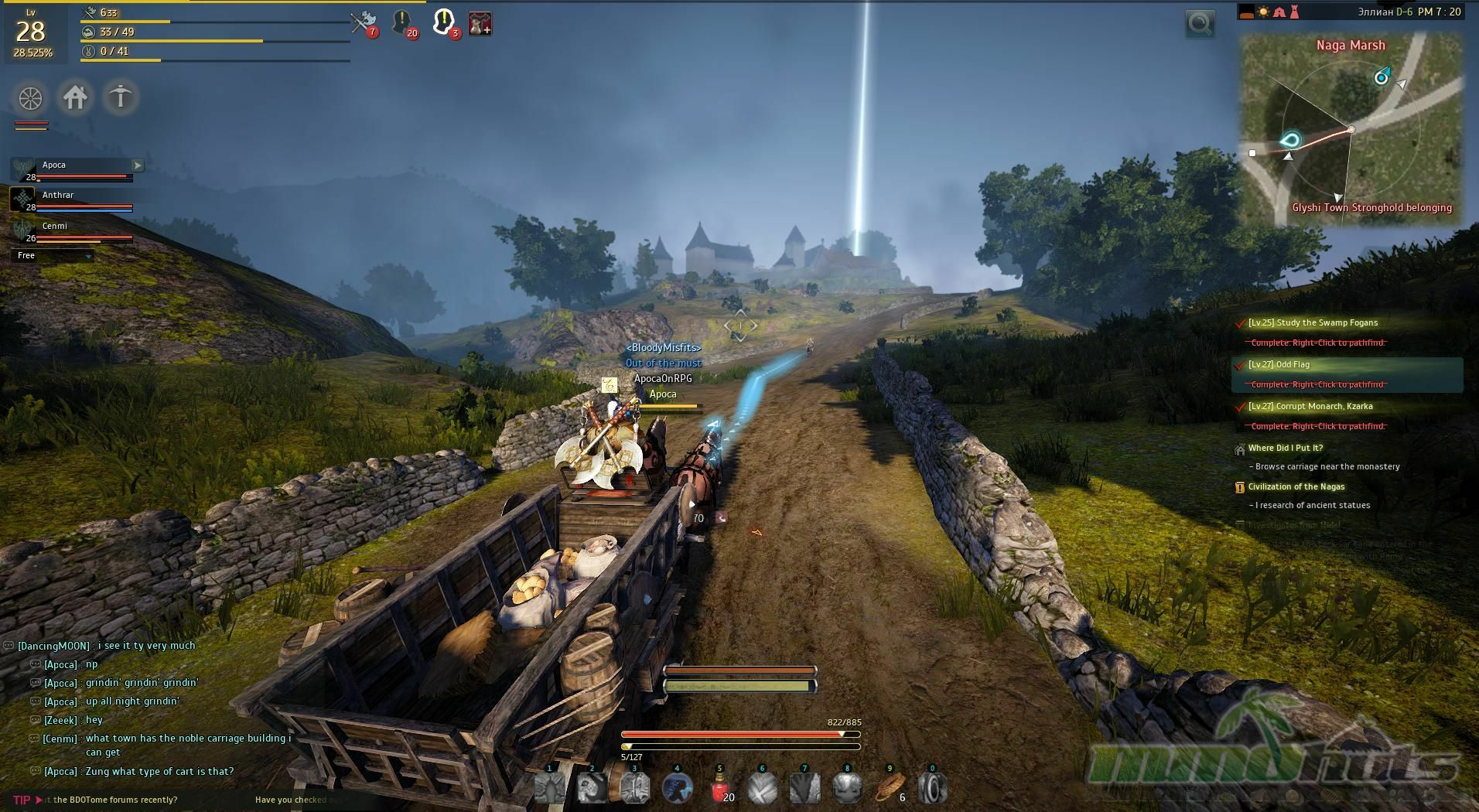 Black Desert Online Early Access Impressions