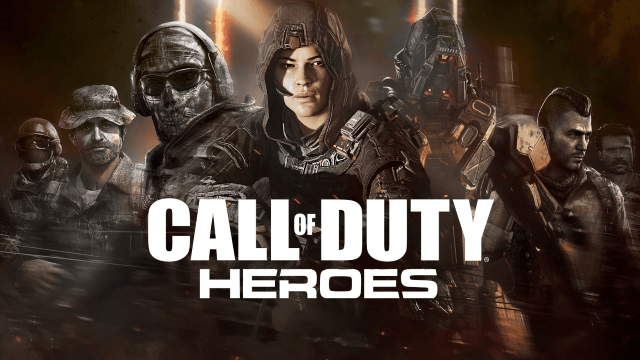 Call of Duty: Heroes 2.0 Update Trailer thumbnail