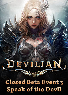 Devilian Closed Beta Event 3 Giveaway