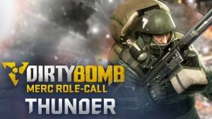 Dirty Bomb Thunder Merc Role-Call thumbnail